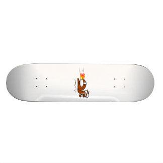 Rocket Snail Cartoon Skate Decks
