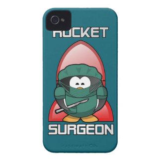 ROCKET SURGEON iPhone 4 Case-Mate CASE