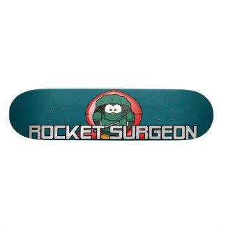 ROCKET SURGEON SKATEBOARD