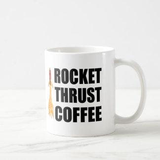 Rocket Thrust Coffee Coffee Mug