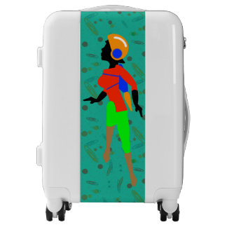 ROCKET WOMAN by Jetpackcorps Luggage