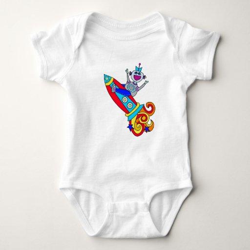 ¡Rocketboy! Mameluco De Bebé