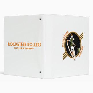 Rocketeer Rollers Binder