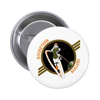 Rocketeer Swag Pinback Button