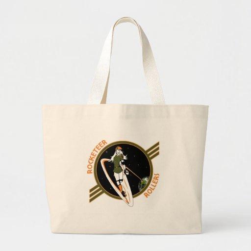 Rocketeer Swag Canvas Bag