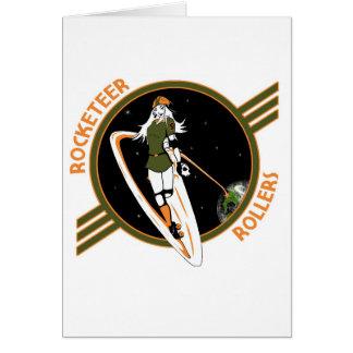 Rocketeer Swag Card