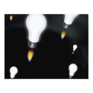 Rocketing Ideas Card