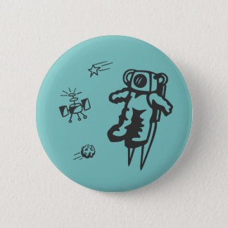Rocketman button