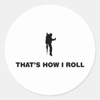 Rocketman Sticker