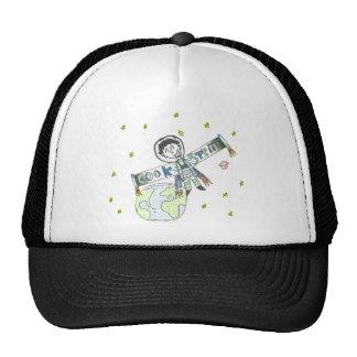 Rocketman Trucker Hat