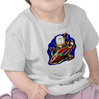 Rockets n Robots T-shirts