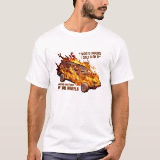 Rockets Onboard + Boom T-Shirt