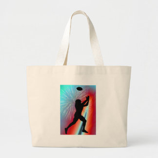 Rocket's Red Glare Football Catch Canvas Bag