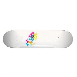 Rockets Custom Skateboard