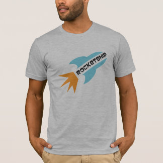 Rocketship Band T-shirt