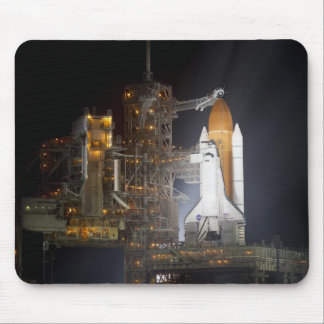 Rocketship Mouse Pad
