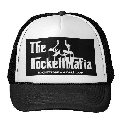 rockettMafia, rockettdrumworks.com Gorras De Camionero