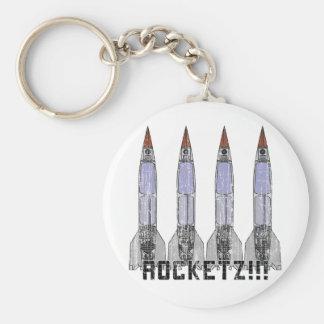 Rocketz4 Llavero Redondo Tipo Pin