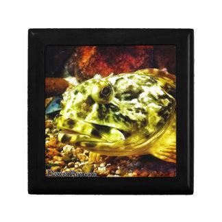 Rockfish Trinket Box