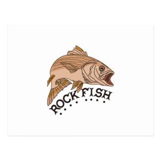 Rockfish Postcard