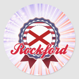 Rockford, AL Stickers