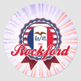Rockford, IA Stickers