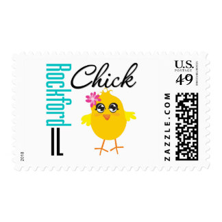 Rockford IL Chick Stamps