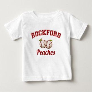 Rockford Peaches Baby T-Shirt