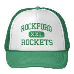 ROCKFORD - Rockets - altos - ROCKFORD Minnesota Gorra
