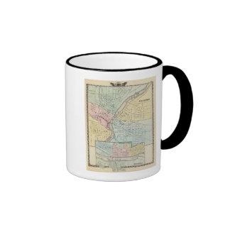 Rockford, Sterling and Rock Falls Ringer Mug