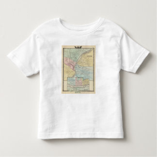 Rockford, Sterling and Rock Falls Toddler T-shirt