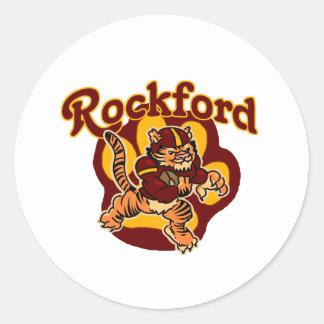Rockford Tigers Youth Football Sticker