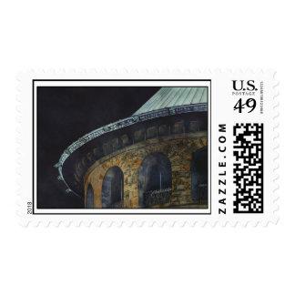 ROCKFORD Torre-Wilmington, DE Postage Timbre Postal