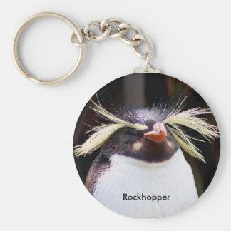 Rockhopper Llavero Redondo Tipo Pin