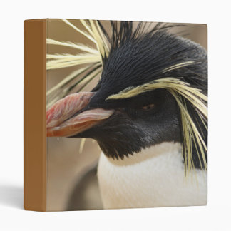 Rockhopper Penguin Binder