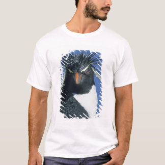Rockhopper Penguin (Eudyptes chrysocome) T-Shirt