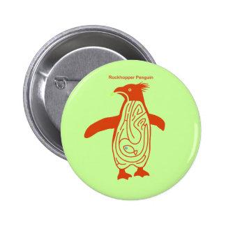 Rockhopper Penguin Maze R バッジ