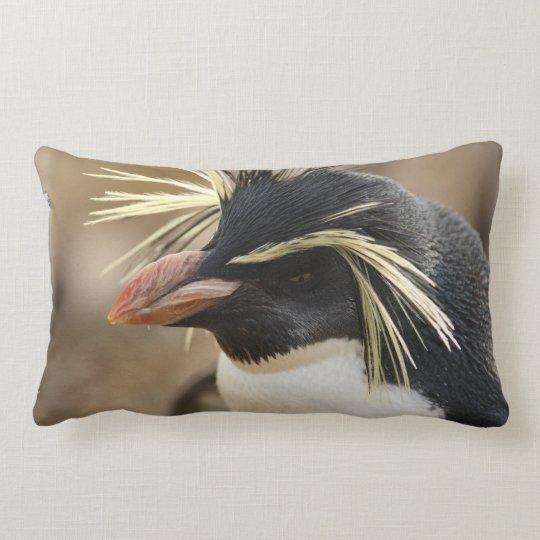 Rockhopper Penguin  Pillow