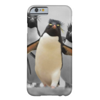 Rockhopper Penguins Barely There iPhone 6 Case