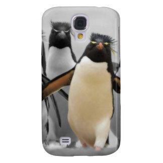 Rockhopper Penguins Galaxy S4 Case