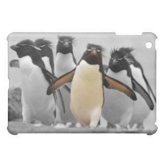 Rockhopper Penguins iPad Mini Case