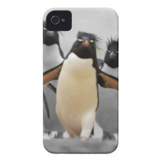 Rockhopper Penguins iPhone 4 Case