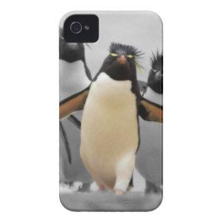 Rockhopper Penguins iPhone 4 Cover