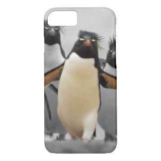 Rockhopper Penguins iPhone 7 Case