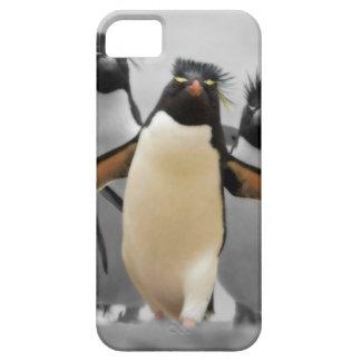 Rockhopper Penguins iPhone SE/5/5s Case