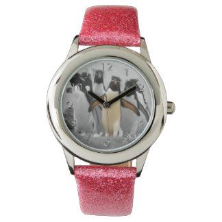 Rockhopper Penguins Watches