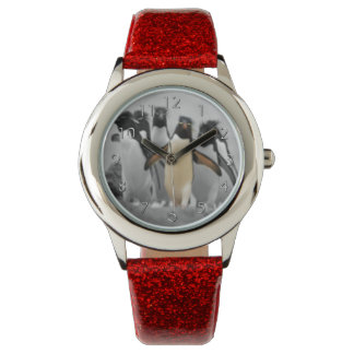 Rockhopper Penguins Wrist Watch