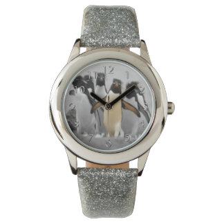Rockhopper Penguins Wristwatch