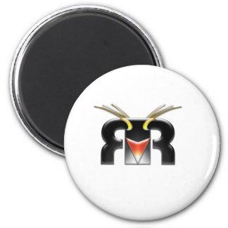 Rockhopper VFX logo 2 Inch Round Magnet