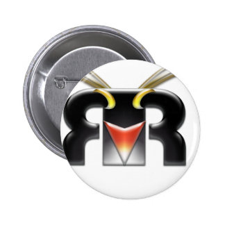 Rockhopper VFX logo Pinback Button